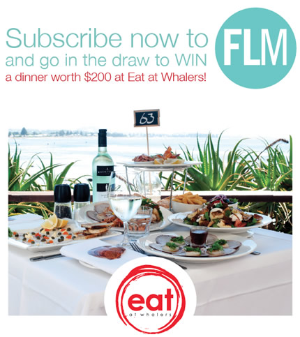 win a meal at at at whalers