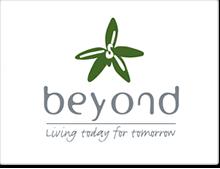 """""""beyond"""
