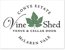 """""""The Vine Shed"""